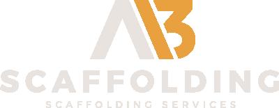 A13 Scaffolding company logo